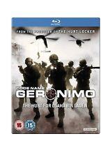 Code Name: Geronimo - The Hunt for Osama Bin Laden Blu-ray Brand New Sealed