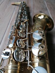 Mark VI Alto Saxophone Five digits