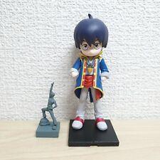 Konami Figumate Tengen Toppa Gurren Lagann SIMON Figure Kamina City
