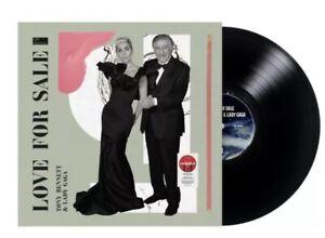 Lady Gaga Tony Bennett Love For Sale Target Exclusive +180 Gram Vinyl LP Jazz +2
