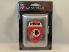 Washington Redskins NFL Multi Purpose Metal Case
