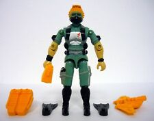 GI JOE WET-SUIT Vintage Action Figure NEAR COMPLETE C9 v1 1986