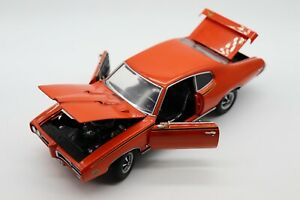 1:24 Danbury Mint 1969 Pontiac GTO Judge Diecast Car