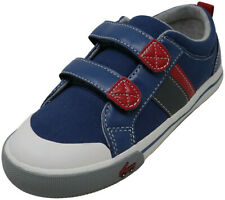See Kai Run Russell Low Top Fabric Sneaker