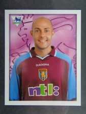 Merlin Premier League 2001 - Alan Wright Aston Villa #33