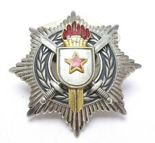 Millitär Orden Jugoslawien Verdienstorden Medallie 3Kl 900er Silber 66g