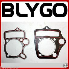 Head Bottom Base Gasket 110cc 125cc Engine PIT Trail Quad Dirt Bike ATV Buggy