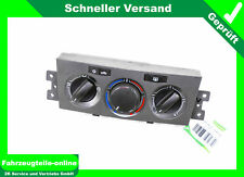 Opel Antara Air Conditioning Control Unit Heat Regulator