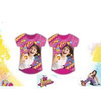 T-shirt enfant Soy Luna du 4 au 12 ans, T shirt Disney Soy luna