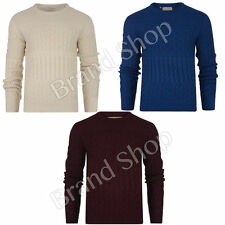 Brave Soul Acrylic Jumpers for Men