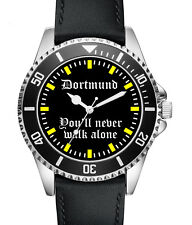 Dortmund Geschenk Fan Artikel Zubehör Fanartikel Uhr L-2208