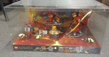 Lego Retail Store Display Bionicle Sets 70783 & 70787-Complete