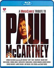 PAUL MCCARTNEY of BEATLES New Sealed 2017 LIVE CONCERT TRIBUTE BLU RAY