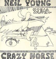 NEIL YOUNG ZUMA VINYL LP (2017 Reissue)