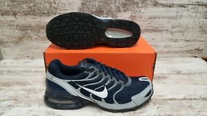 Nike Air Max Torch 4 343846-411 Obsidian/White-Wolf Grey New Men's Size 12