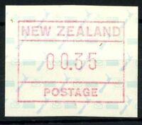 Nuova Zelanda 1986 Mi. 2 zzz Nuovo ** 100% ATM