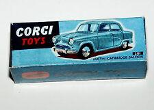 Reprobox Corgi Toys Nr. 201 - Austin Cambridge Saloon