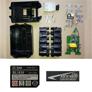 Li-ion Battery Case Charging PCB Circuit Board for MAKITA 18V BL1830 3.0Ah 5.0Ah