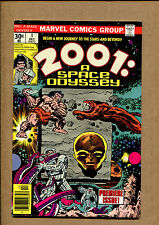 2001: A Space Odyssey #1 - Jack Kirby Art! - 2001 (Grade 8.0) Wh