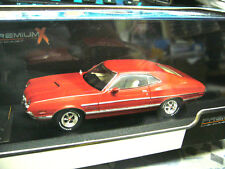 FORD Gran Torino Coupe V8 Muscle Car rot red orange 1972 IXO PremiumX Resin 1:43