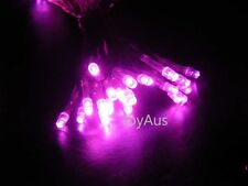 2x5m/40 LED String Fairy Pink Lights Birthday Wedding Birthday Party Venue Decor