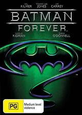 Batman Forever - Adventure / Violence / Thriller - Val Kilmer - NEW DVD