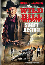 Wild Bill Hickok: Swift Justice (DVD, 2016) Jeff Fahey - BRAND NEW/SEALED
