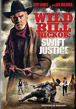 Wild Bill Hickok: Swift Justice (DVD, 2016)FREE FIRST CLASS SHIPPING !!!!!