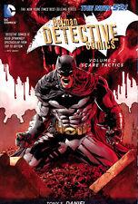 BATMAN DETECTIVE COMICS VOL #2 TPB Scare Tactics #8-12, 0 DC THE NEW 52 TP