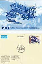 (48402) GB Aircard Postcard CP127 33p Plane 1993