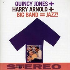 Quincy Jones - Big Band = Jazz! [New Cd] Spain - Import