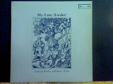 ANTHONY ROOLEY AND JAMES TYLER  My Lute Awake!     LP