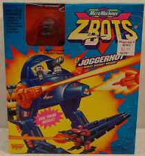 Z-Bots Micro Machines Joggernot Mobile Assault Walker With Orbert Robot Galoob