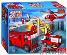 Fire Fighter COGO Building Blocks