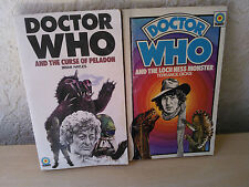 Doctor Who and the Loch Ness Monster & Doctor Who and the Curse of Peladon 1970s