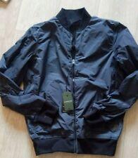 g star raw jacket, reversible, a crotch zip overshirt, size l, **bnwt**