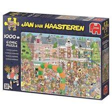 Jan van Haasteren Puzzle Wanderung in Nijmegen 19034 Jumbo 1000 Teile NEU OVP