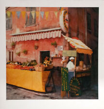 2 Original Giclee by Ernesto Rodriguez  Pancfico & A La Maison Special Price