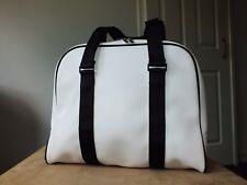 Lacoste white medium handbag/holdall bag