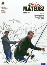 Ojciec Mateusz. Sezon 8 (BOX 4 DVD) Maciej Dejczer (Shipping Wordwide) Polish
