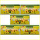 5 x 10-Pack ELMA CLASSIC Greek Chewing Gum Natural Chios Resin Gum Mastiha Oil