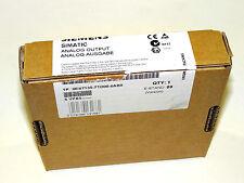 Siemens SIMATIC s7 6es7135-7td00-0ab0 4ao i duro 6es7 135-7td00-0ab0 NUOVO IN SCATOLA ORIGINALE