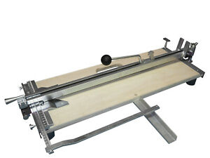 Profi Fliesenschneider mit Holzgrundplatte 610 mm 630 mm 750 mm 860 mm 1000 mm