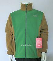 NEW NORTH FACE Tibesti Men's Full Zip Fleece Jacket Sullivan Green M,L,XL,XXL