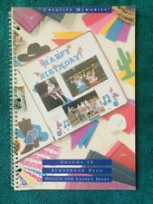 NEW Scrapbooking Idea Books by Creative Memories - Choose Issues!