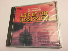 LIFE ON THE MISSISSIPPI (William Perry) OOP TV Score Soundtrack OST CD SEALED
