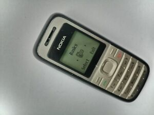Nokia 1200 unlock 2G cell phone mobile unlock for all carriers and all countries