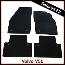 Volvo V50 2004 2005 2006 2007 2008 2009 2010 2011 2012 Tailored Carpet Car Mats