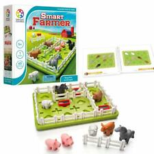 Smart Games Smart Farmer Logic Educational Travel Game Toy Kids Ages 5+