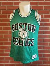 Mitchell & Ness Boston Celtics NBA Polyester Basketball Jersey Mens Medium EUC